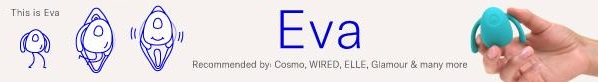 Eva by Dame Products couples' vibrator