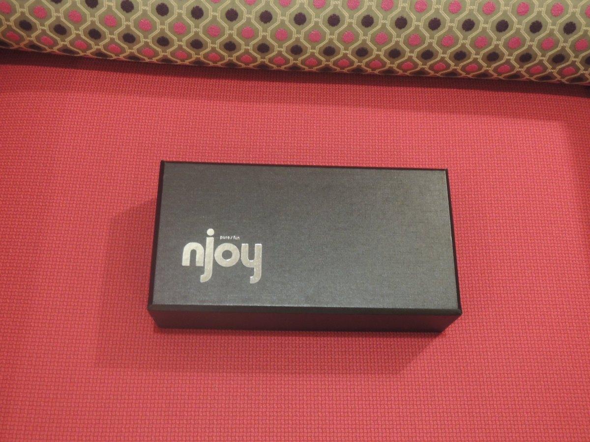 Njoy Pure Wand Box