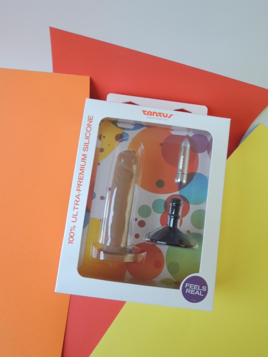 Tantus Alan O2 Packaging
