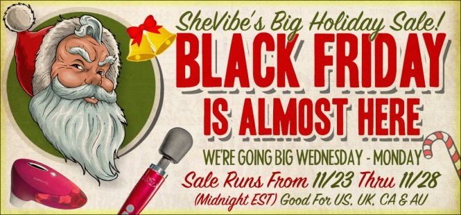 Shevibe Black Friday Sale