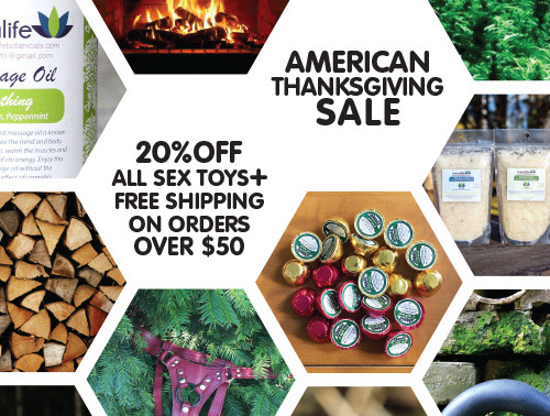 Come as you are American Thanksgiving Sale