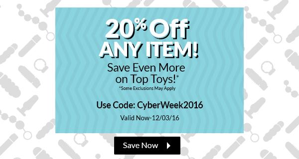 Vibrant Cyber Week Sale