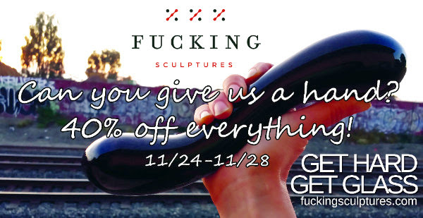 Fucking Sculptures Black Friday Sale