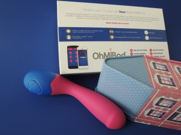 OhMiBod blueMotion Nex 2